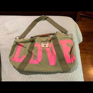Victoria Secret Duffle bag